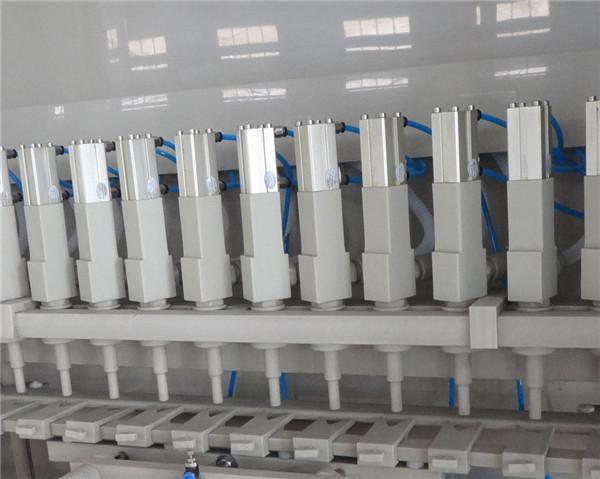 Korrosionsbeskyttende påfyldningsmaskinedetaljer 16