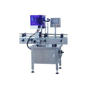 Automatisk flaskekapningsmaskine med 4 hjul