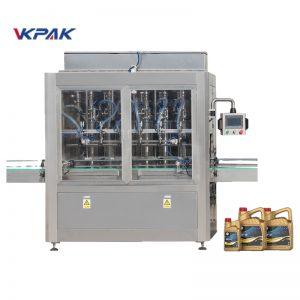 Automatisk fyldemaskine med lineær smøreolie