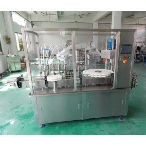 Automatisk fyldnings- og kapningsmaskine til oral oral væskesirup