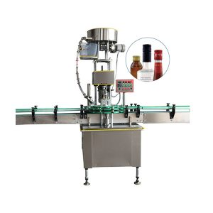 Automatisk ROPP Capping Machine
