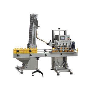 Automatisk spindelskrue-afdækningsmaskine