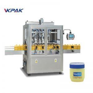 Automatisk fyldning og køling af vaselin