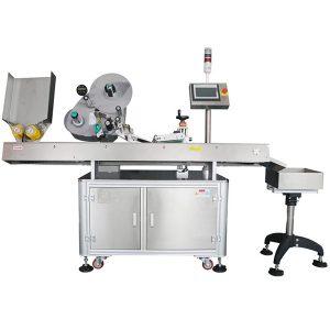 Højhastigheds servo vandret mærkningsmaskine til ustabile produkter