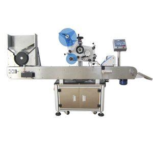 Vandret omvikling af automatisk etiketteringsmaskine