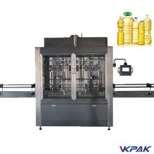 Stempelflaskepåfyldningsmaskine