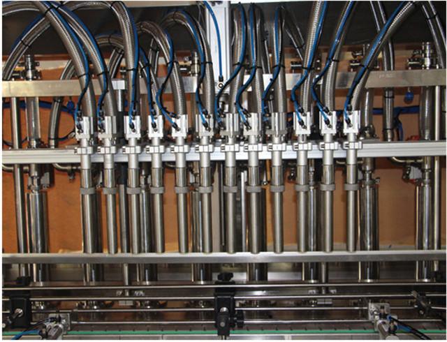 Oplysninger om stempelpåfyldningsmaskine